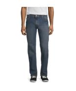 """Arizona Mens Flex Slim Straight Jeans Fit 26""""W X 32""""L New Medium Heavy S... - $16.99"""