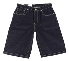 BRAND NEW LEVI'S 569 MEN'S COTTON SHORTS ORIGINAL RELAXED FIT BLUE 355690063 image 1