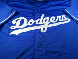 CODY BELLINGER / AUTOGRAPHED LOS ANGELES DODGERS CUSTOM BASEBALL JERSEY / COA image 2