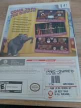 Nintendo Wii Circus Games: 20 Big Top Classics ~ COMPLETE image 4