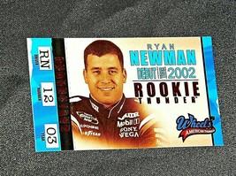 NASCAR Trading Cards - Ryan Newman AA19-NC8075 image 1