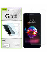 LG K10 K30 Premier Pro Phoenix Plus Harmony 2 Tempered Glass Screen Prot... - $5.87