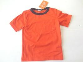 Gymboree Boy Orange Pocket Swim Shirt - Size 18-24 Months -  NWT - $5.99