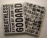Breathless (DVD Criterion Collection) Jean-Paul Belmondo Jean Seberg 2-disc 1960
