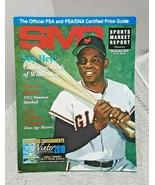 Sports Market Report Magazine November 2010 Willie Mays PSA Price Guide - $9.89