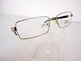 Earth Conscious Optics (ECO) Mod 1039 (SIL) Silver 55 x 17   Eyeglass Frame - $19.75