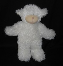 "12"" Boyds Collection 2000 Soft Baby Sheep Lamb Rattle Stuffed Animal Plush Toy - $31.09"