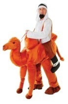 CAMEL STEP IN COSTUME, ADULT COSTUMES, FANCY DRESS - $106.35