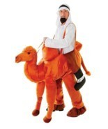 CAMEL STEP IN COSTUME, ADULT COSTUMES, FANCY DRESS - £82.04 GBP