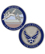 NEW USAF U.S. Air Force A-10 Thunderbolt II Challenge Coin. - $14.99