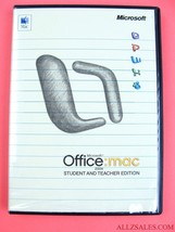 Microsoft Office 2004 Student and Teacher Edition for Mac - 1 Key - $12.82