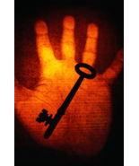 Mystical Key Holding an Ancient Genie- Own a Ge... - $7.53