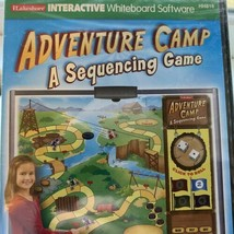 Lakeshore Learning Whiteboard Software ADVENTURE CAMP-SEQUENCING GAME Gr... - $21.77