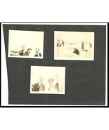 Newport Rhode Island Summer 1918 Photo Assemblage Album Page - $15.99