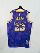 NWT Men's LeBron James Los Angeles Lakers Nike Select MVP Swingman Jersey (LRG) - $296.99