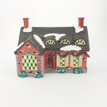 Department 56 Snowhouse Snow Village Stonehurst House #5140-3 Retired Dept - $43.54