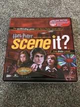 Harry Potter Scene It? Deluxe Edition, Complete - $16.82