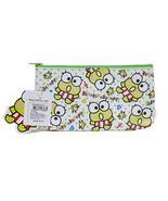 Sanrio Kero Keroppi Stationery Bag BNWT  - $8.08