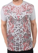 Versace Collection Printed Royal Men's Tee NWT  image 3