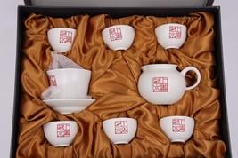 """Tai-Chi Kungfu Tea Sets (""""Flexibility as a sublime virture"""" symbol) - $34.65"""