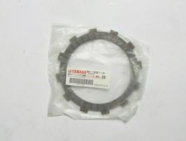 Yamaha 341-16321-13 Friction Plate Pack of 2 New image 1