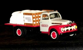 1951 Ford Orscheln delivery replica toy truck AA19-1625  Vintage