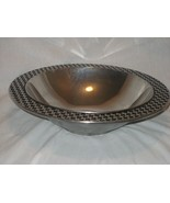 "Vintage Wilton Armetale Glossy 13"" Aluminum RWP Serverware Bowl Made in USA - $46.71"