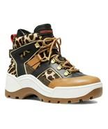 MICHAEL MICHAEL KORS Brooke Mixed-Media Boot Sneakers Size 5 - $186.11