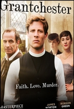 Grantchester complete series season 1 3 dvd bundle  2017 7 disc  1 2 3 1 thumb200
