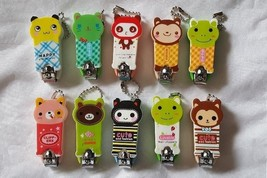 Animal Nail Clipper Cutter Trimmer Manicure Pedicure with Keychain - $7.99