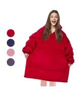Comfybear Oversized Blanket Sweatshirt For Adults & Children - $28.99 - $119.99
