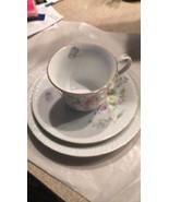 1990 CHINA PEARL THE ARTLAND  COLLECTION 3 Pc Tea/Coffee Set,New Unused - $9.99