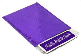 Metallic Glamour Bubble Mailers Padded Envelopes Shipping Mailing Bags P... - $287.04
