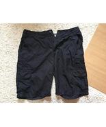Denali Men's Shorts Size 34 Black Cargo Hybrid - $9.00