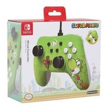 Super Mario Edition Wired Controller for Nintendo Switch - Yoshi - $26.49