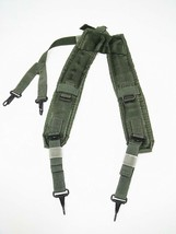 USGI Backpack Straps Replacement, Army Green, Heavy Duty - $25.00