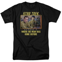 Star Trek Episode 2 Where No Man Has Gone Before graphic t-shirt CBS502 image 1