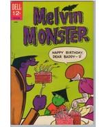 Melvin Monster 7 Apr 1967 VF-NM (9.0) - $46.96