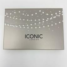 Iconic London Blaze Chaser Face Palette New Boxy Charm Luxe December Ful... - $14.84