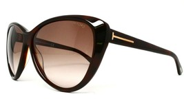 New Tom Ford TF230 52F Brown Authentic Sunglasses 61-13-135 - $106.65