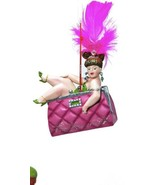 Katherine's Collection Happy Hour Purse Christmas Ornament 22-524690 - $29.99