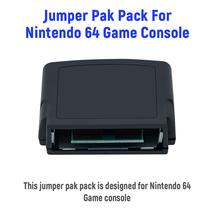 Nintendo 64 Memory Jumper Pack N64 - $11.87