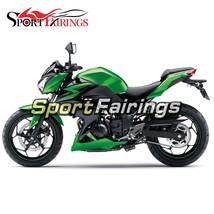 Body Frames For Kawasaki Z250 2014 2015 2016 Z3 14 15 16 Green Black Fairings - $348.02