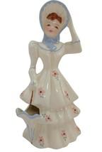 Emily Lady Figurine Florence Ceramics Pasadena California - $39.55