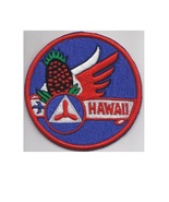 US Civil Air Patrol CAP Hawaii Wing Patch US Air Force Auxxiliary USAF A... - $9.99