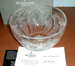 """House of Waterford Seahorse 10"""" Bowl John Connolly Made in Ireland 40010... - $590.00"""