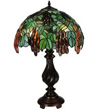 "Meyda Tiffany 134529 Murlo Table Lamp, 25"" Height - $340.20"