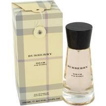 Burberry Touch 3.3 Oz Eau De Parfum Spray  image 4