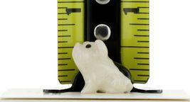 Hagen Renaker Miniature Pig Black & White Piglets Standing - Set of 2 Figurines image 3