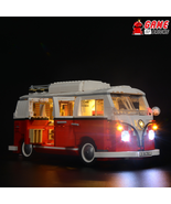 LED Light Kit for Volkswagen T1 Camper Van - Compatible with Lego 10220 Set - $21.99+